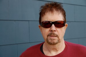 Tom Robbins, photo by Alexa Robbins
